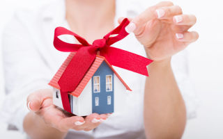 Как написать дарственную на квартиру: образец и общая информация по составлению такого вида договора