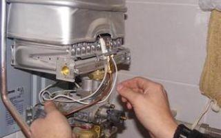 Почему отключается газовая колонка: причины, методы исправления