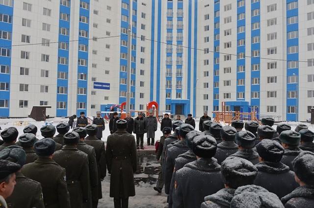 Нормы предоставления жилья военнослужащим, условия, положенная жилплощадь