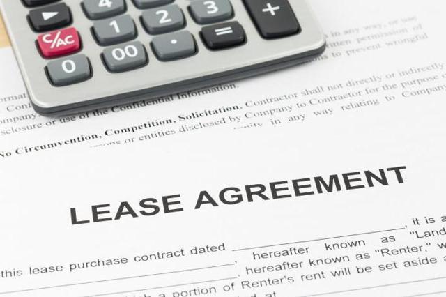 Образец заполнения договора аренды квартиры, общая информация, рекомендации по составлению договора