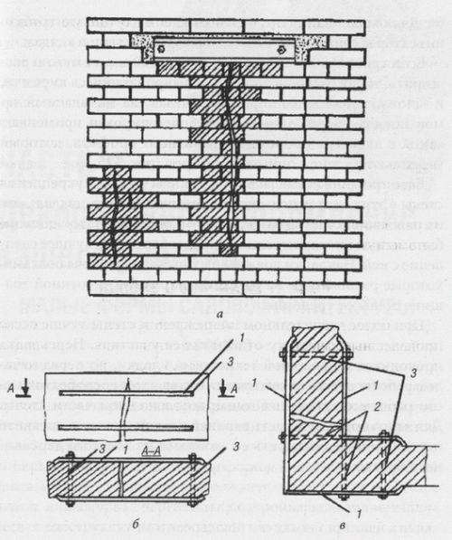 Трещина в стене панельного дома, что делать? Самая полная схема решения вопроса, от первопричины к устранению