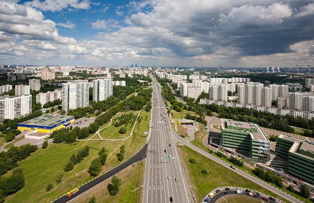 Какой район Москвы самый лучший для проживания: рейтинг и описание