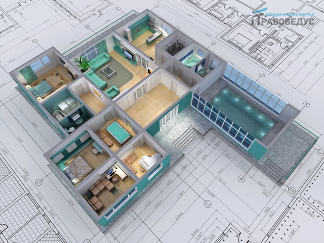 Формы деления квартиры