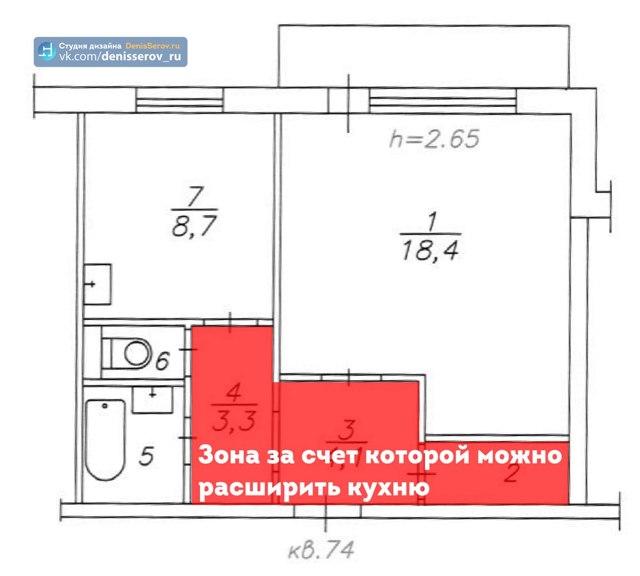 Можно ли расширить ванную за счет коридора: идеи и правила перепланировки квартиры