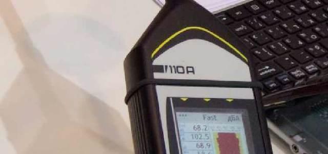 Как можно произвести замер шума в помещении или квартире?