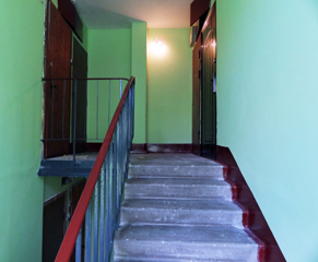 Как считаются подъезды и внутренние помещения в многоквартирных домах