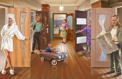 Выкуп комнаты в коммунальной квартире: законодательство РФ, процесс оформления сделки и ее нюансы